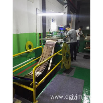 High-precision conjoined slitting machine